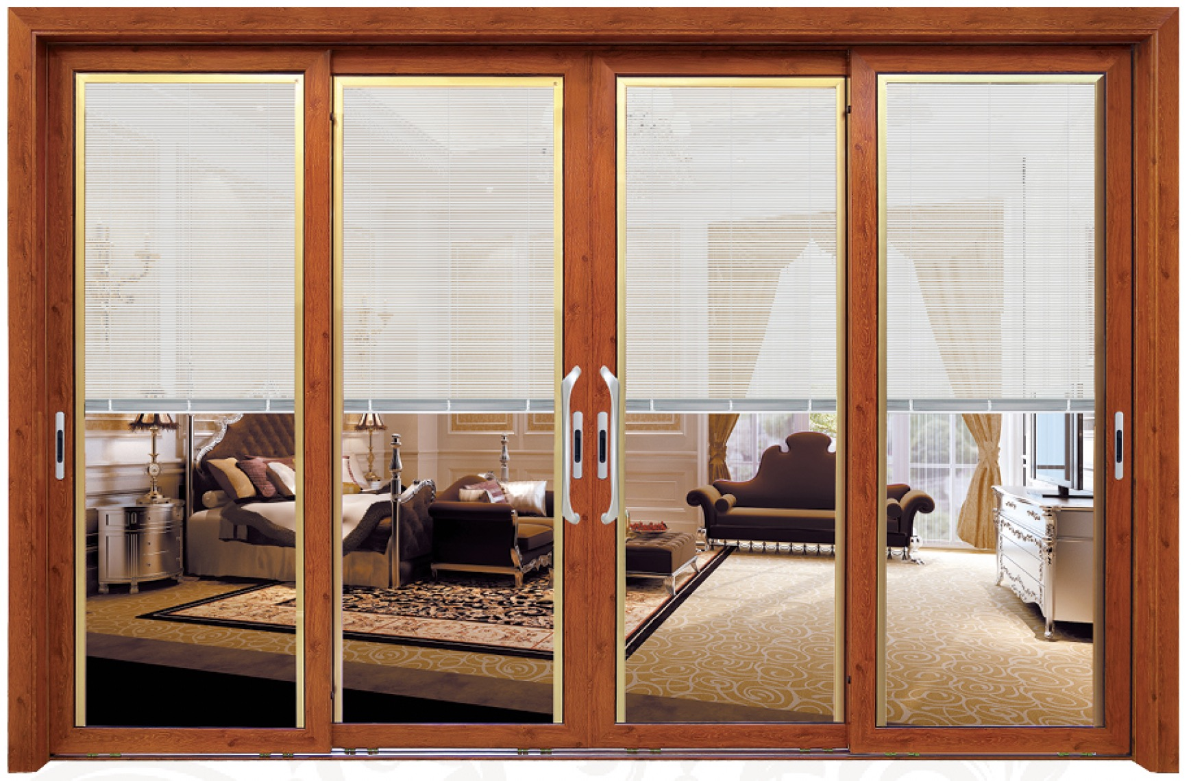 sliding between glass sale the blinds tag shades nicksbuilding in built doors with for door com