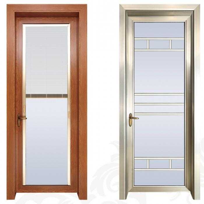 Washroom door deco washroom door square sc 1 st for Aluminium bathroom door designs